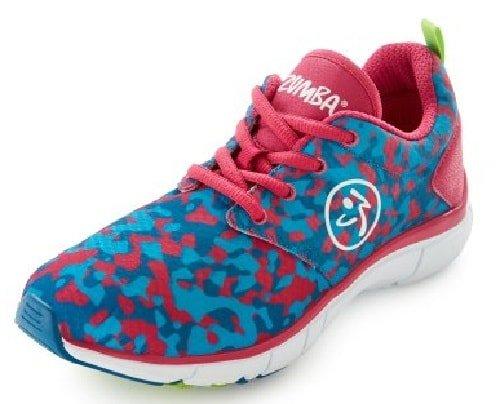 0e55112aa91dd5  5  Zumba Women s Fly Print Dance Shoe. Our Rating