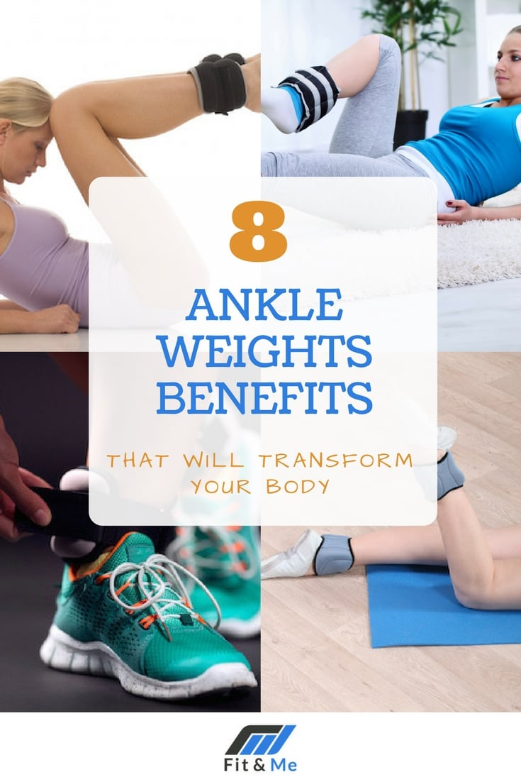 8 Ankle Weights Benefits That Will Transform Your Body