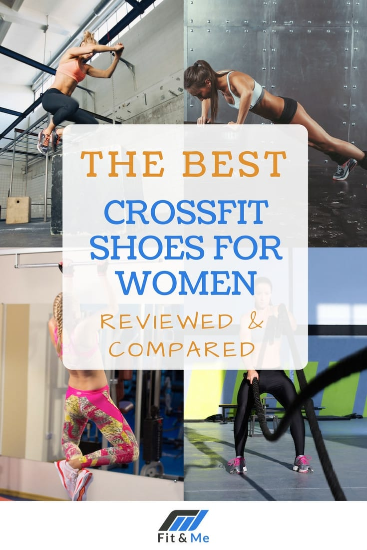 What Are The Best CrossFit Shoes for Women [Reviews 2017]