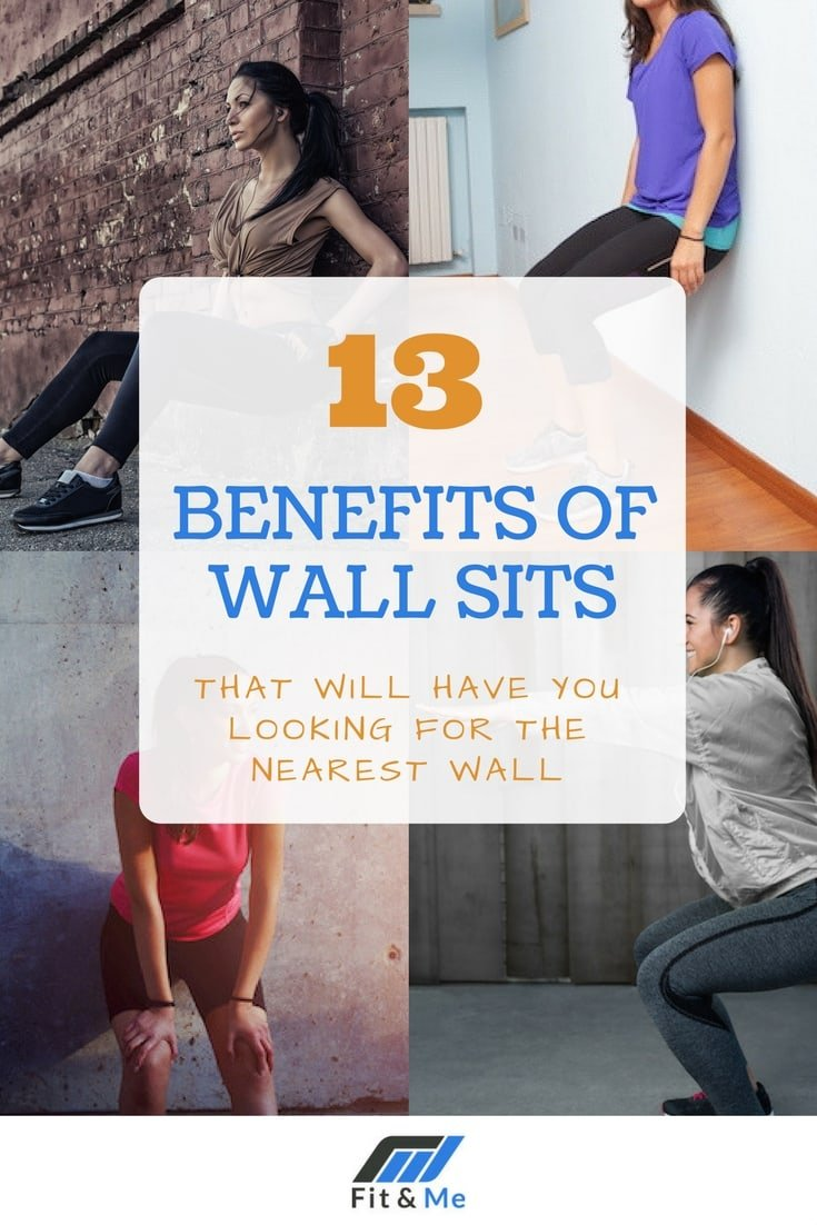 13 Benefits of Wall Sits That Will Have You Looking For The Nearest Wall