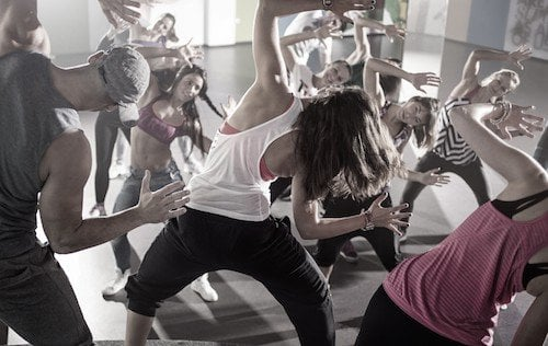 Benefits of Zumba