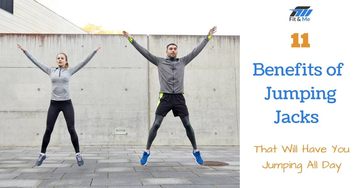 11 Benefits of Jumping Jacks That Will Have You Jumping All Day