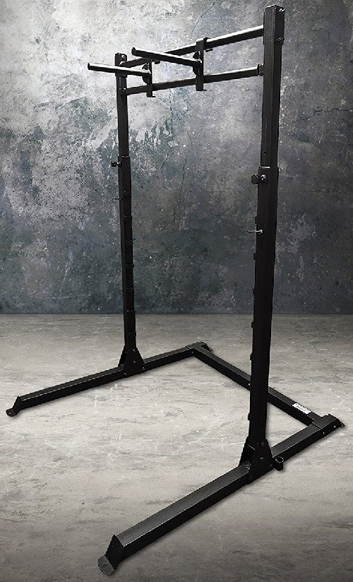 Dragon Door Bodyweight Master Free Standing Pull Up Bar
