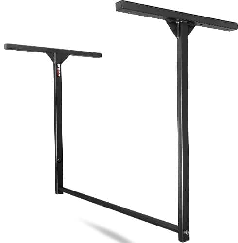 Titan Fitness Large Stud - Mounted Pull-Up Chin-Up Bars