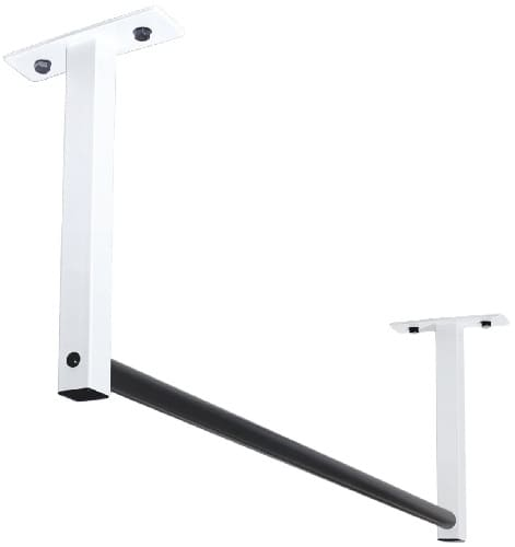 Ultimate Body Press Ceiling Mount Pull Up Bar for 8' Ceilings