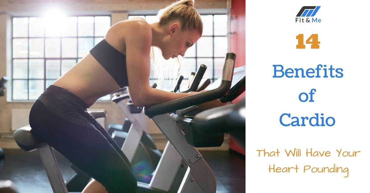 14 Benefits of Cardio That Will Have Your Heart Pounding