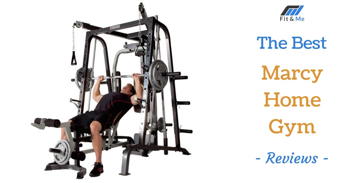 What Is The Best Marcy Home Gym [Reviews 2017]