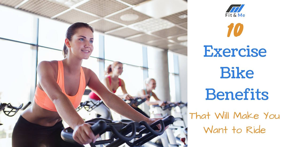 10 Exercise Bike Benefits That Will Make You Want to Ride