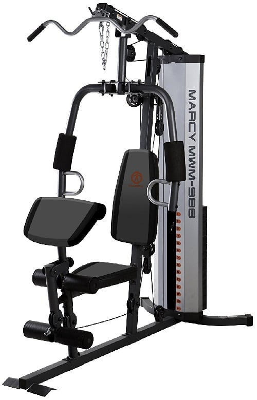 Best marcy home gyms of 2018 buyer 39 s guide reviews for Home designs by marcy