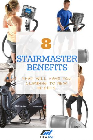 8 Stairmaster Benefits That Will Have You Climbing To New Heights