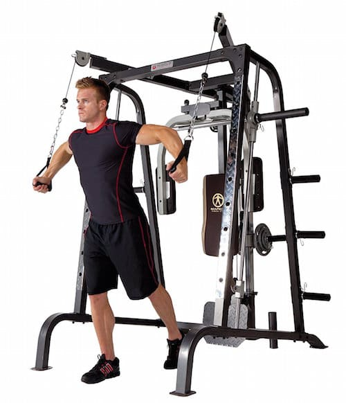 Best Marcy Home Gyms of 2019 - Buyer's Guide & Reviews