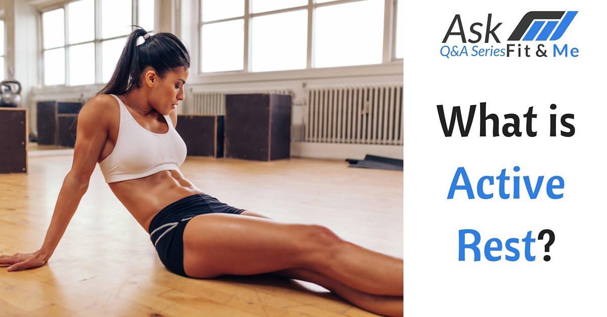 What is Active Rest?