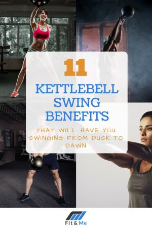 11 Kettlebell Swing Benefits That Will Have You Swinging From Dusk To Dawn