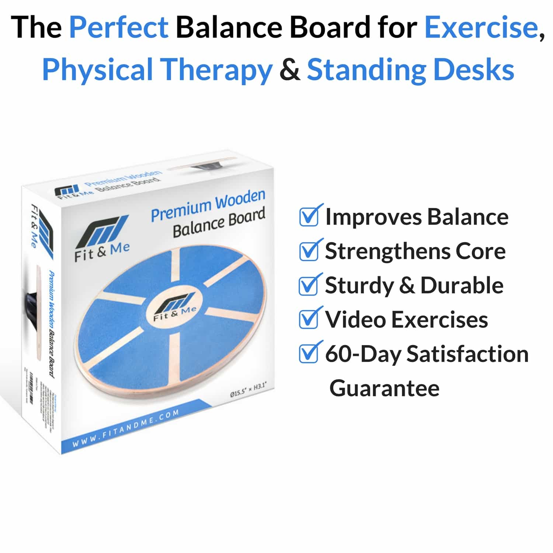 Perfect balance board