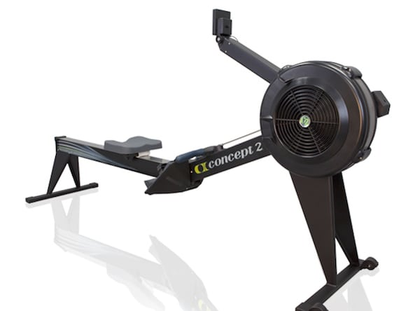 concept 2 rowing machine reviews