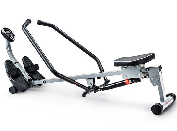 Sunny Health & Fitness SF-RW1410 Rowing Machine with Full-Motion Arms Review