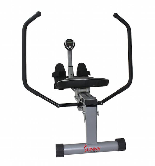 Sunny Health Amp Fitness Sf Rw1410 Rowing Machine With Full