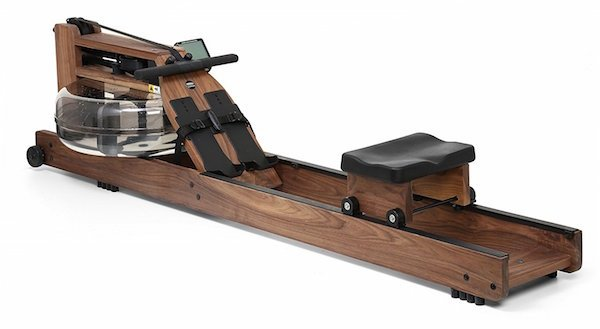 rowing machine with water wheel