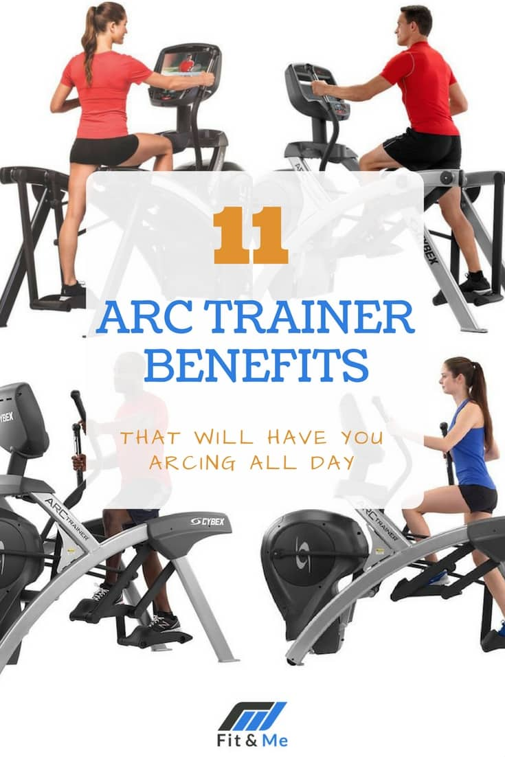 11 Arc Trainer Benefits That Will Have You Arcing All Day
