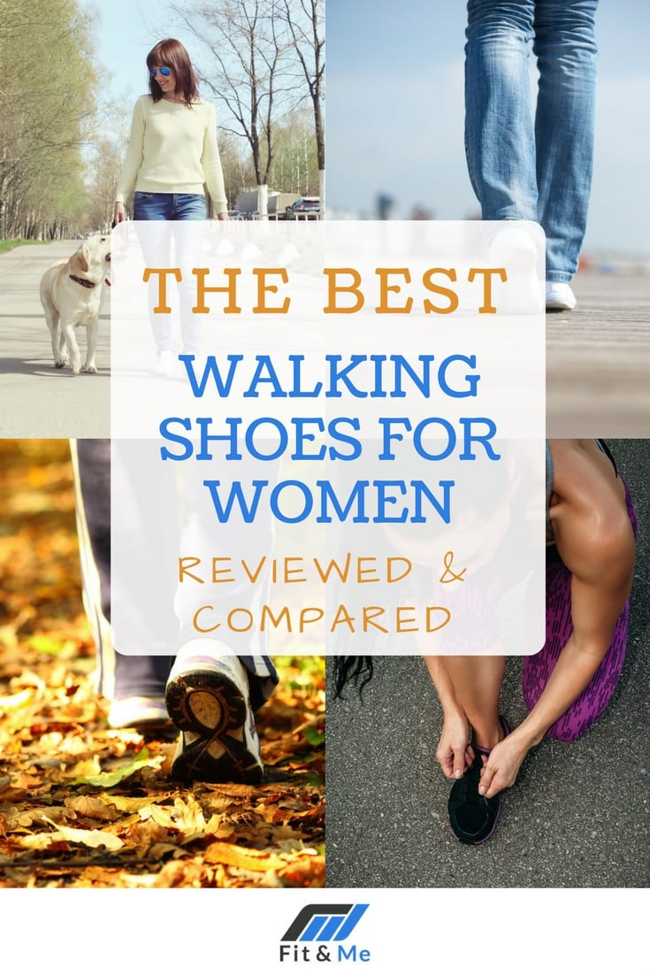 What Are The Best Walking Shoes For Women [Reviews 2017]