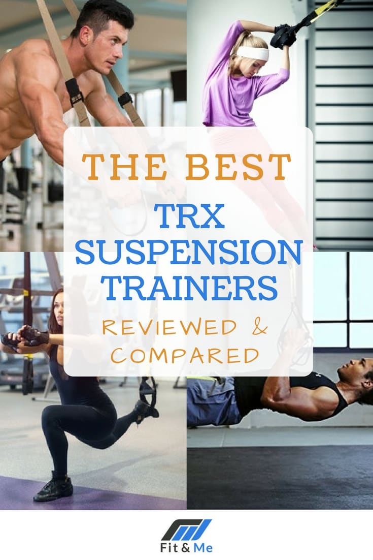 TRX Reviews: What Is The Best TRX Suspension Trainer in 2017