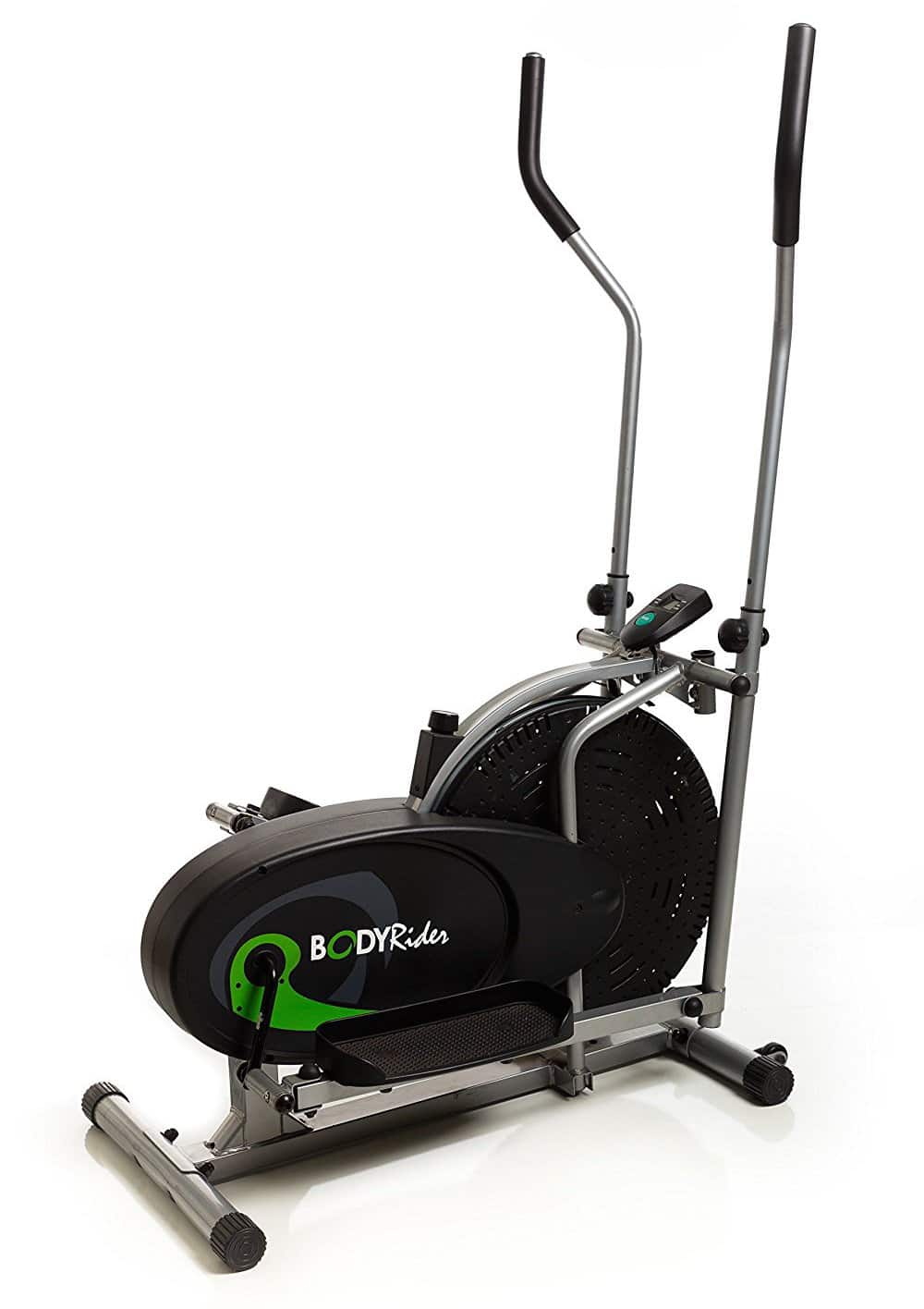 Body Rider BR1830 Fan Elliptical Trainer Review