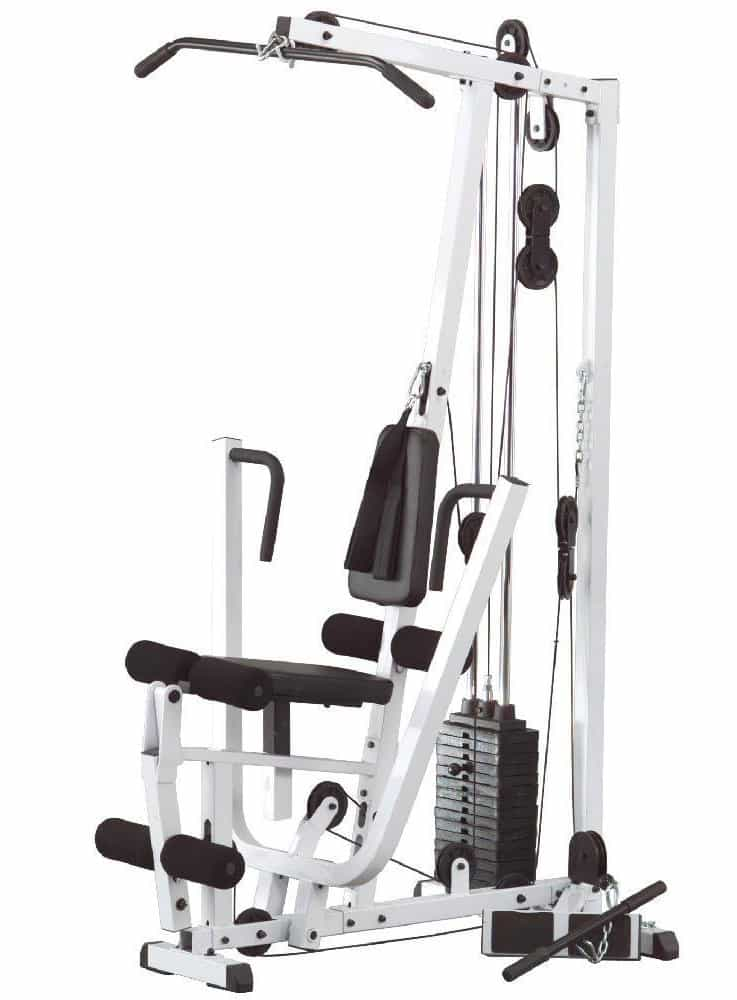 Body-Solid EXM1500S Home Gym Review