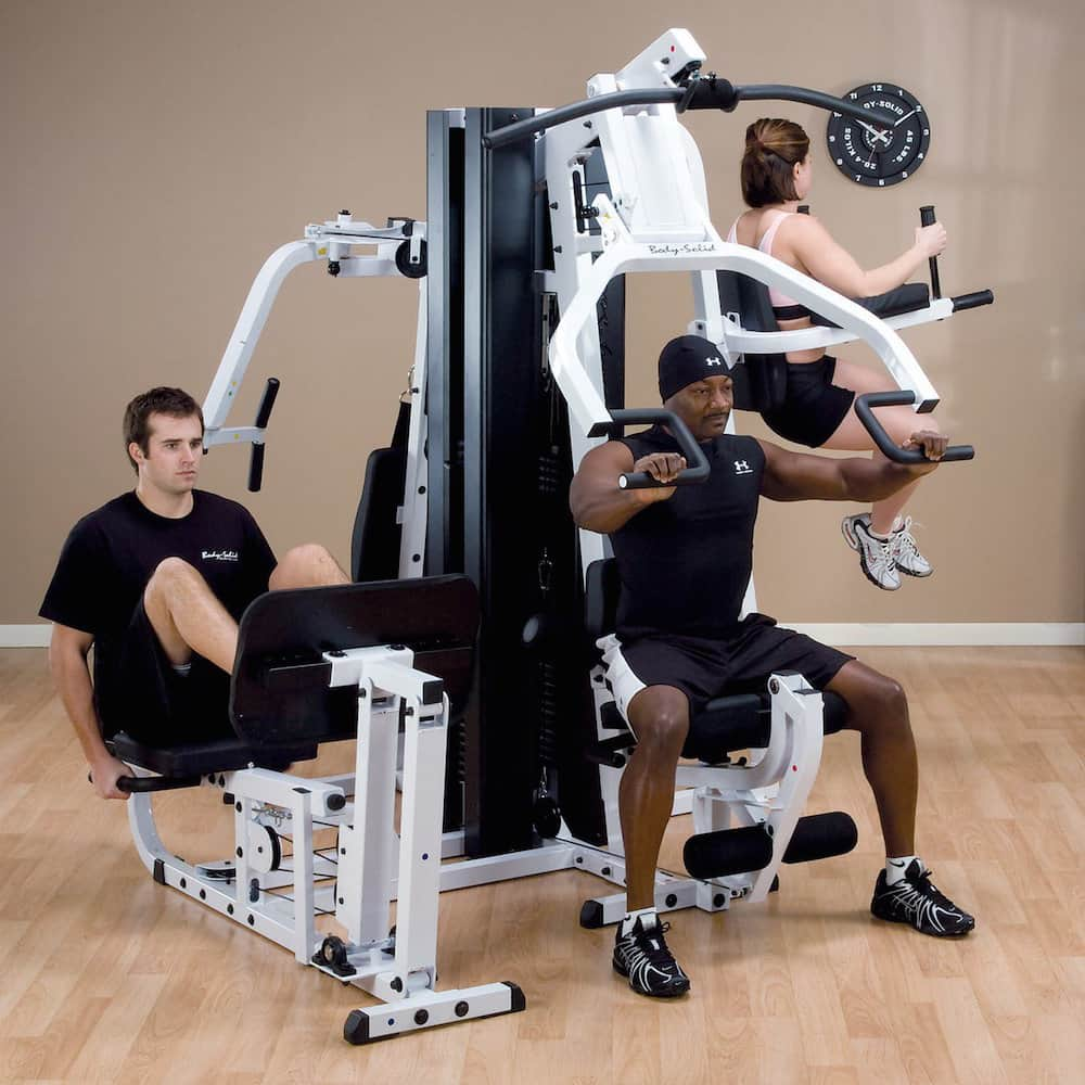Body solid exm lps home gym review
