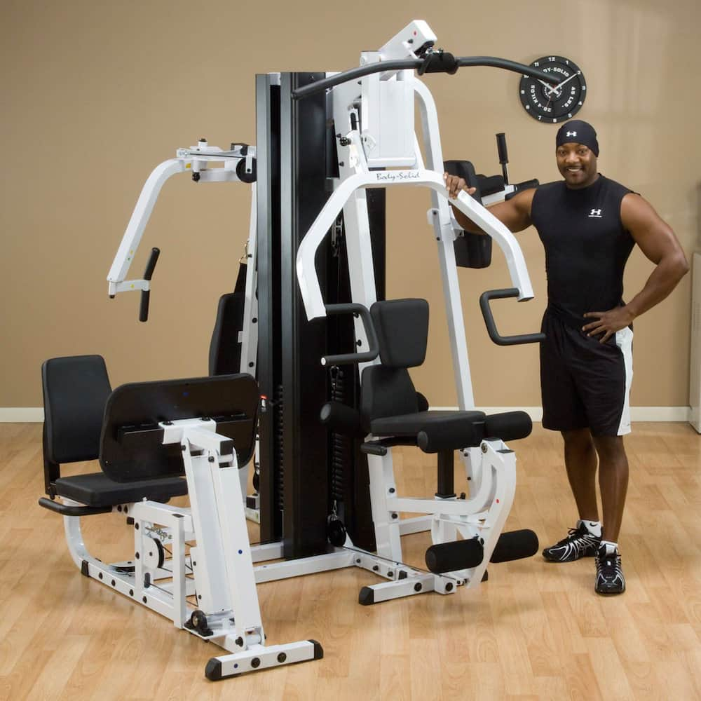 Body solid exm3000lps home gym review something else that we really like about the body solid exm3000lps home gym is that it features dual independent weight stacks each weight stack weighs 210 aloadofball Choice Image