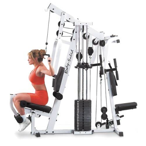 Body-Solid StrengthTech EXM2500S Home Gym Review