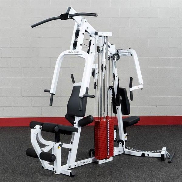Body solid strengthtech exm2500s home gym review