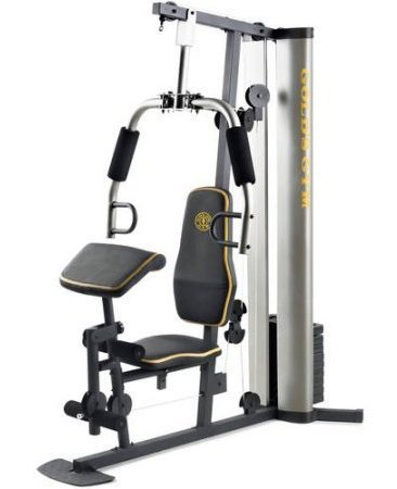 Gold's Gym XR 55 Home Gym Review