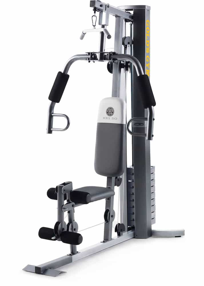 Gold's Gym XRS 50 Home Gym Review