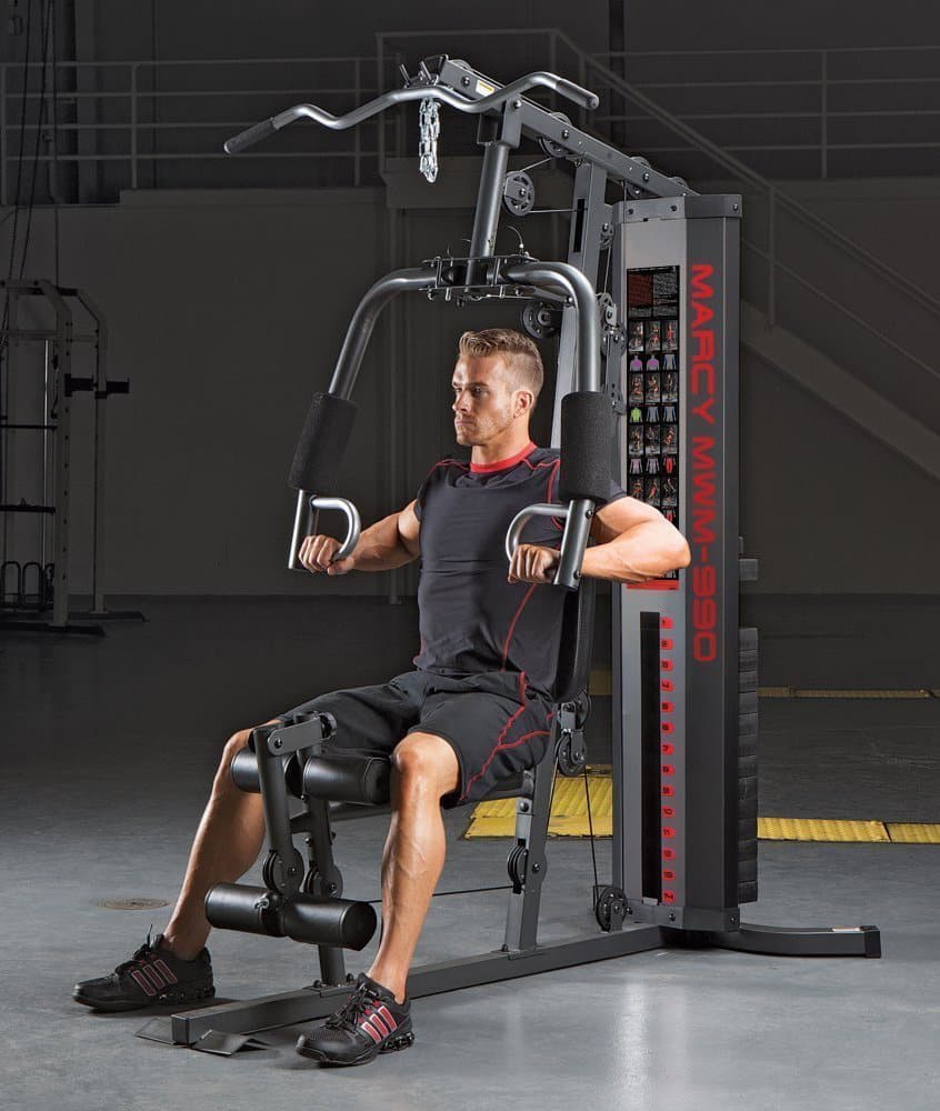 Marcy MWM-990 150 lb Stack Home Gym Review