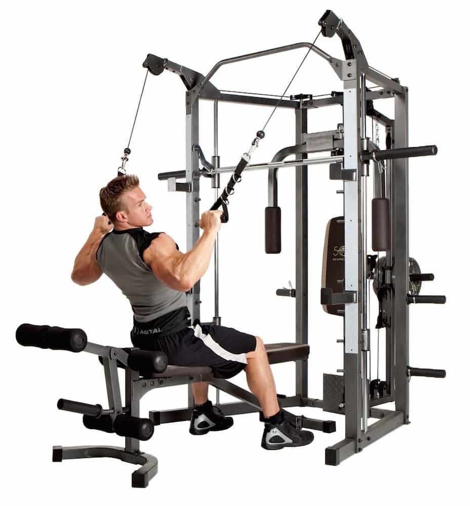Home Gym Reviews For 2018 The Best Home Gyms Reviewed