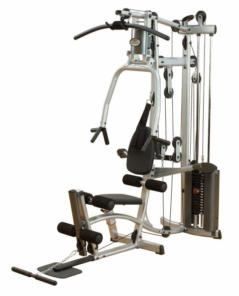 Powerline P2X Home Gym Review