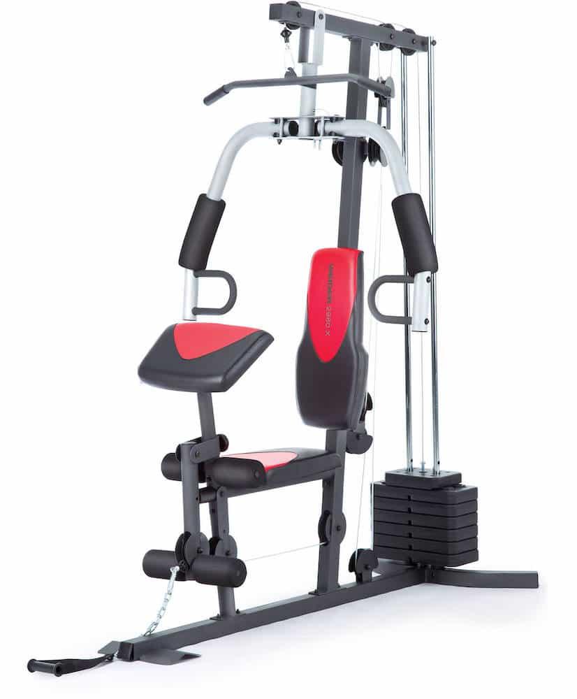Weider 2980 X Home Gym Review