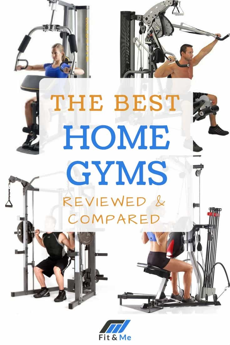 Home Gym Reviews for 2017: The Best Home Gyms Reviewed & Compared
