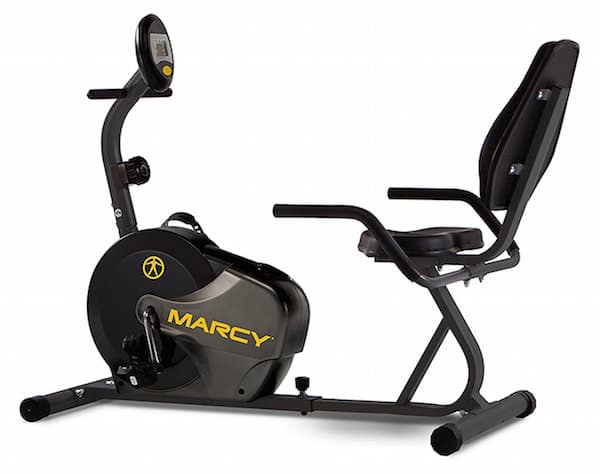 Marcy NS-716R Magnetic Resistance Recumbent Bike Review