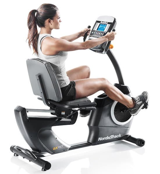 Nordictrack Gx 4 7 Recumbent Exercise Bike Review