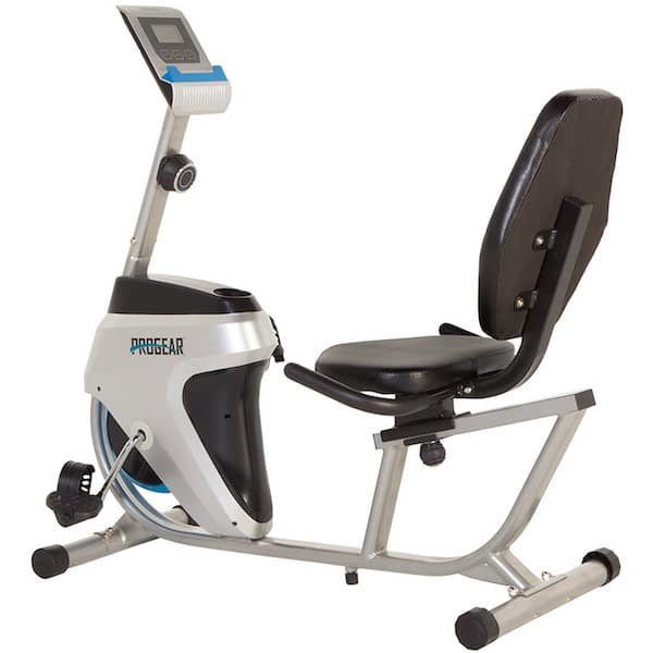 ProGear 555LXT Magnetic Tension Recumbent Bike Review
