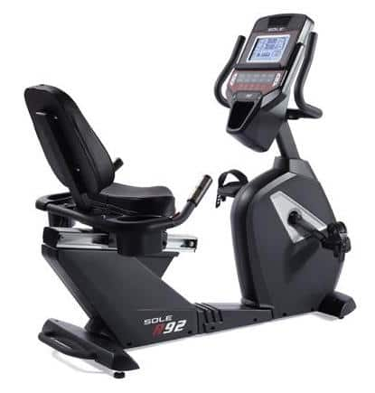 Sole Fitness R92 Recumbent Exercise Bike Review