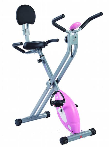 Sunny Health & Fitness SF-RB1117 Folding Recumbent Exercise Bike Review