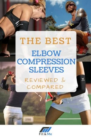 Best Elbow Compression Sleeves of 2017 – Buyer's Guide & Reviews