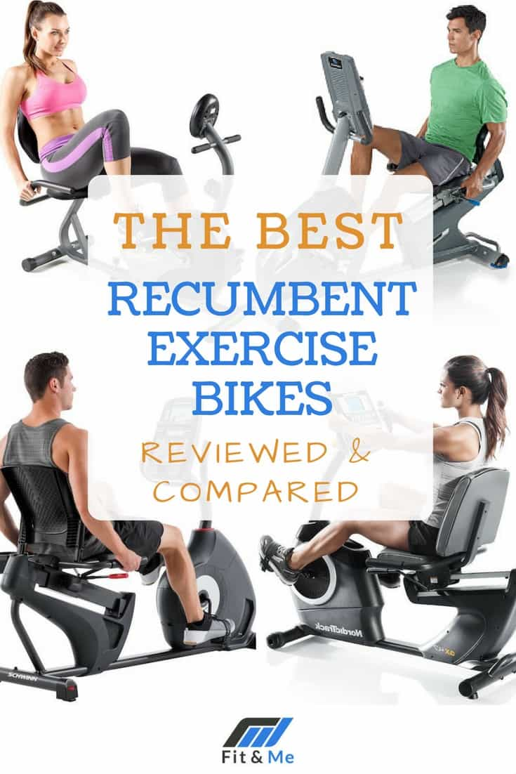 Recumbent Bike Reviews for 2017: The Best Recumbent Exercise Bikes Reviewed & Compared