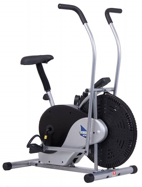 Body Rider BRF700 Fan Upright Exercise Bike Review