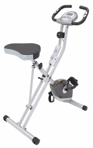 Exerpeutic Folding Magnetic Upright Bike Review