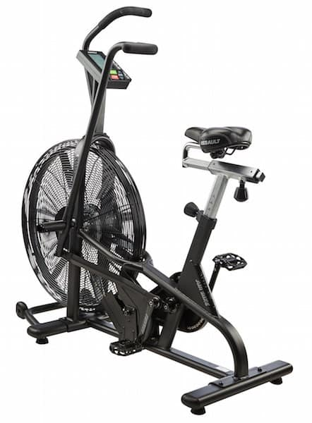 LifeCORE​ ​Fitness​ ​Assault​ ​Air​ ​Bike​ ​Trainer Review