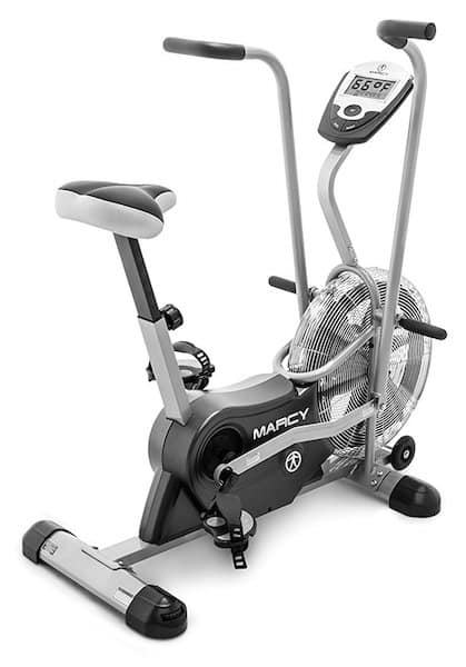 Marcy AIR-1 Fan Exercise Bike Review