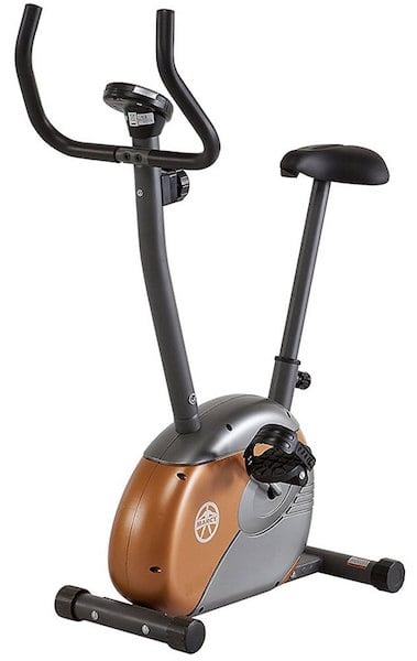 Marcy ME 708 Upright Magnetic Bike Review